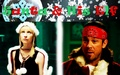Eliot&Parker christmas - leverage wallpaper