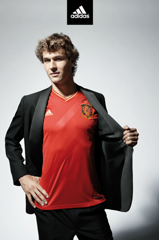 "Fernando Llorente wallpaper with a well dressed person entitled Fernando Llorente for adidas ""Villacinco Campaign"" - (2012)"