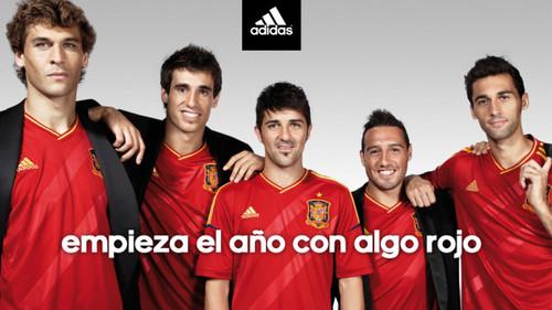 "Fernando Llorente for adidas ""Villacinco Campaign"" - (2012)"