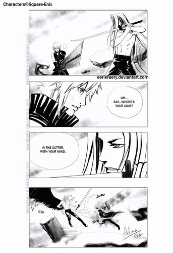Funny final fantasy comic final fantasy photo