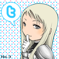 Galatea kawaii picture of Twitter - claymore-anime-and-manga photo