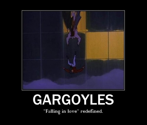 Gargoyles Motivational