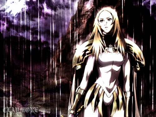 Claymore-Anime and Man...