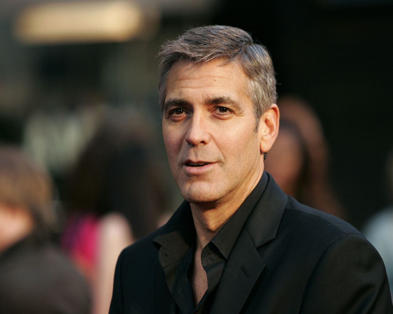 george clooney article