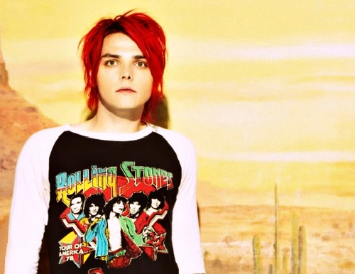 Gerard c: . - gerard-way Photo