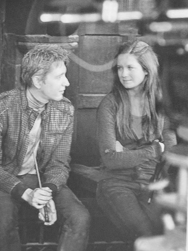 Ginny and George DH part 2