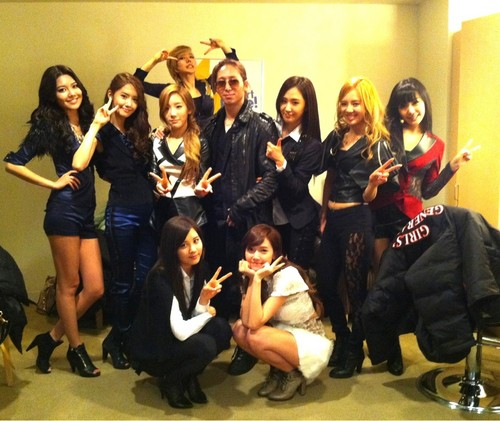 Girls' Generation Live With Kelly