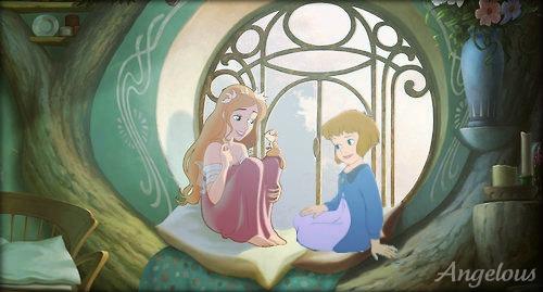 Giselle & Jane.