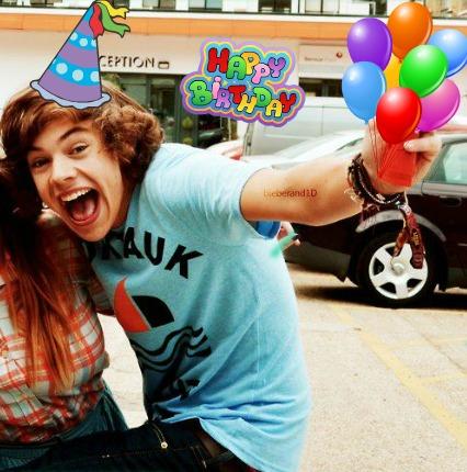 Happy B-Day Hazza...♥