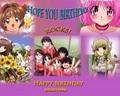 Happy Birthday To: Frenchi7266 - anime fan art