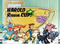 Harold and Pokemon - total-drama-island fan art