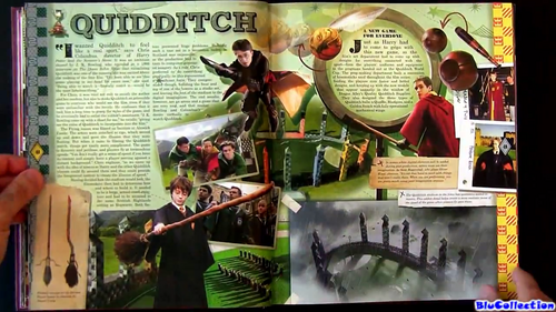 Harry potter Film Wizardry Book review