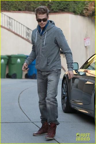 Hayden Christensen: 城堡 Marmont Man