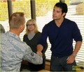 Henry Cavill Visits Edwards Air Force Base - henry-cavill photo