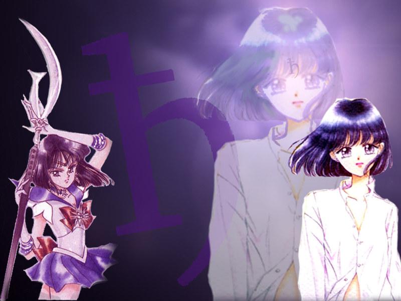 Hotaru/Saturn manga