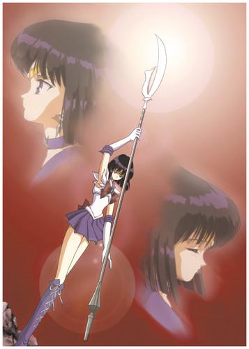 Sailor Saturn দেওয়ালপত্র called Hotaru/Saturn