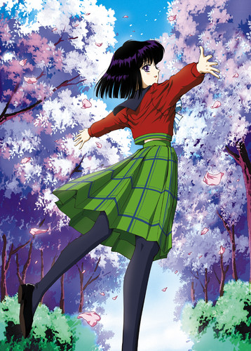 Sailor Saturn Hintergrund entitled Hotaru