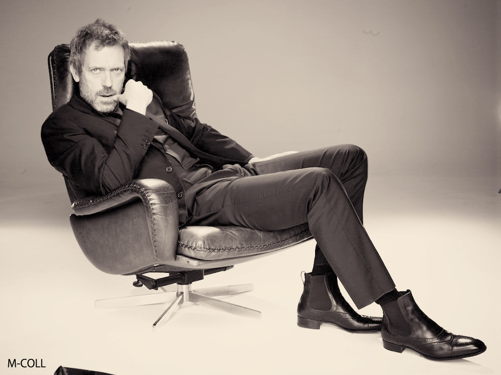 Hugh Laurie-L'Oréal Paris Men Expert-2011(Outtakes) - Hugh ...