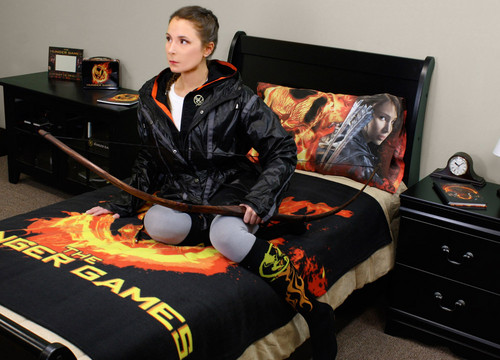 Hunger Games Movie Merchandise