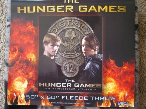 Hunger Games Movie Merchandise