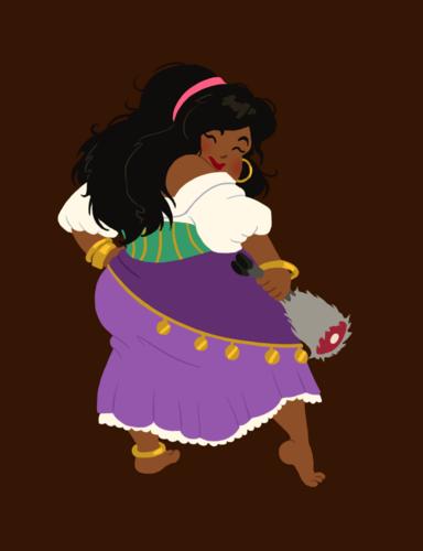 Hungry Princess: Esmeralda