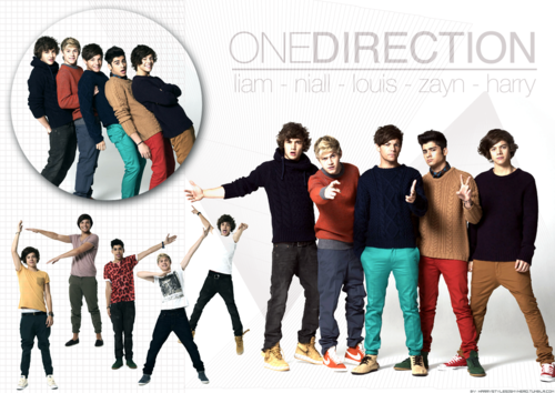 I pag-ibig One Direction !!!! xx :)