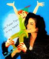 I'm Peter Pan in my hear♥-MJ