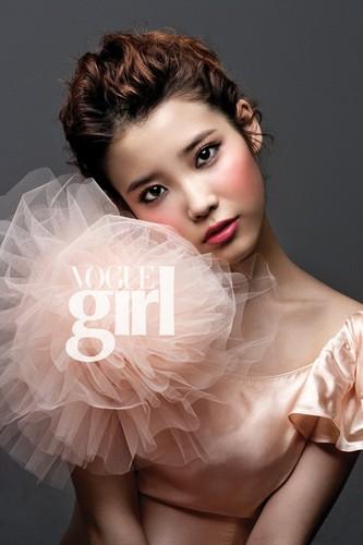 아이유 Vogue