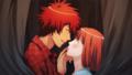 Ittoki and Haruka CG 2