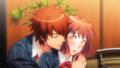 Ittoki and Haruka CG 3