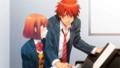 Ittoki and Haruka CG 4
