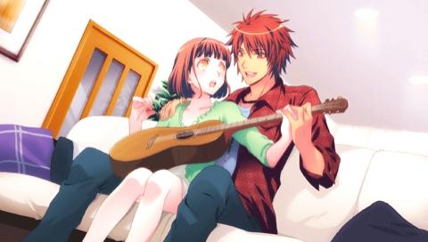 Ittoki and Haruka CG 6
