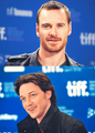 J/M - james-mcavoy-and-michael-fassbender fan art
