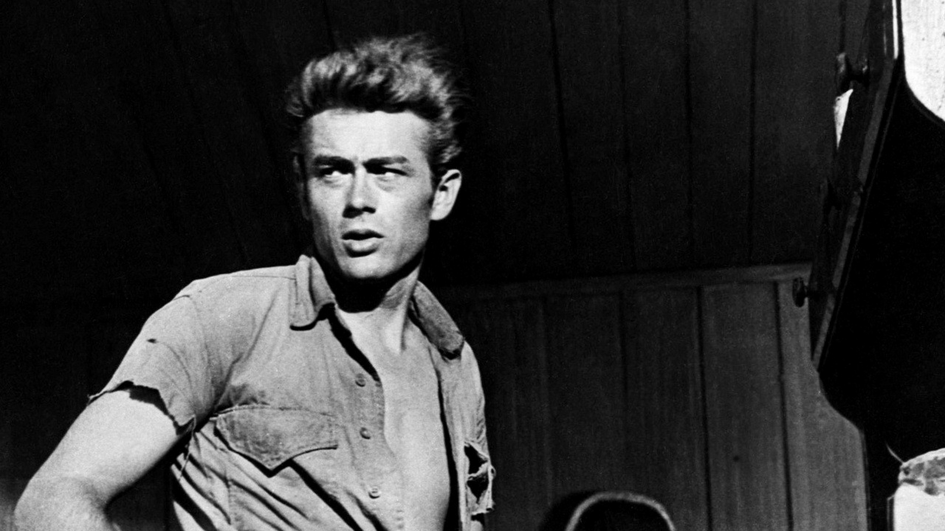 james byron dean Download this stock image: photograph of james byron dean (1931-1955)  american actor in the film 'rebel without a cause' dated 1955 - ec889m from.