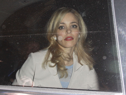 """January 31st: Outside ABC's """"Good Morning America"""" in New York"""