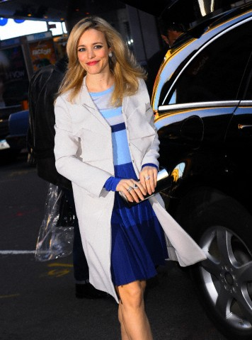 "January 31st: Outside ABC's ""Good Morning America"" in New York"