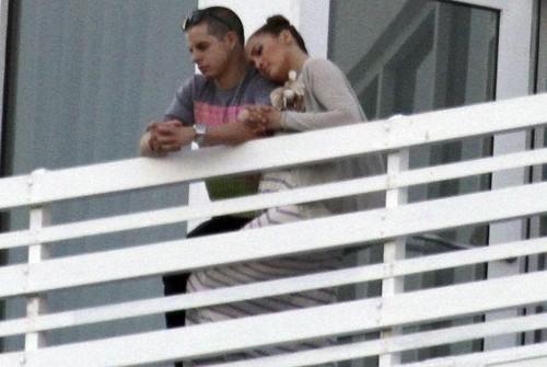 Jennifer & Casper in Miami FL 28-29/01/12
