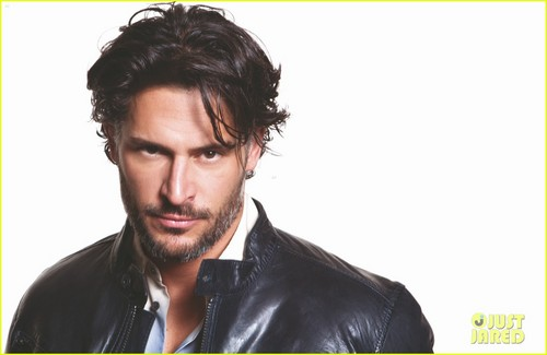 Joe Manganiello wallpaper probably with a business suit, a well dressed person, and a portrait called Joe Manganiello Covers 'Da Man' Magazine