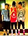 Justin , Ryan & Alfredo :) - justin-bieber photo