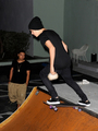 Justin skateboarding in Miami :) - justin-bieber photo