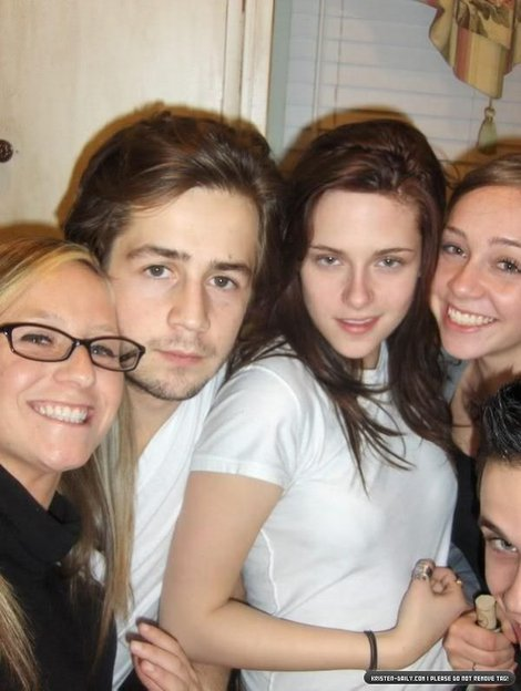 Michael Angarano And Kristen Stewart | Bed Mattress Sale
