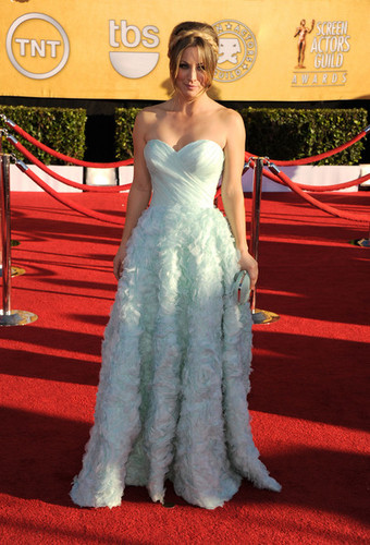 Kaley Cuoco @ the 18th Annual Screen Actors Guild Awards  - kaley-cuoco Photo
