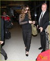 Kate Beckinsale: LAX Arrival