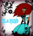 Katie Looking All Fancy xD - total-drama-island fan art