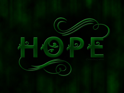 Keep Hope In Your moyo