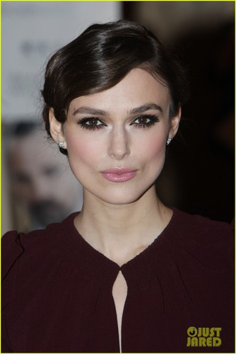 Keira Knightley: 'Dangerous Method' Gala Premiere!