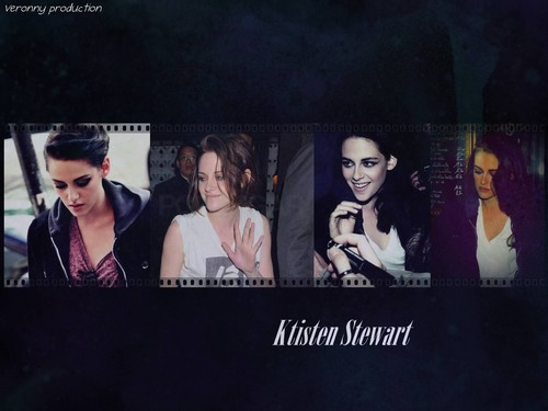 Kristen Stewart fond d'écran possibly with animé called Kristen Stewart