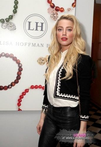 LISA HOFFMAN FRAGRANCE JEWELRY EVENT - 2012