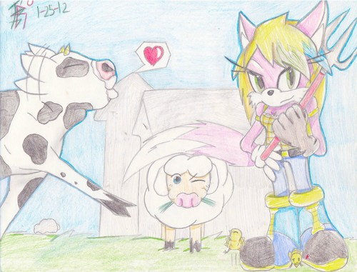 Lexi the Wolf ((Xwolf)) THIS COW HAZ LIPS!