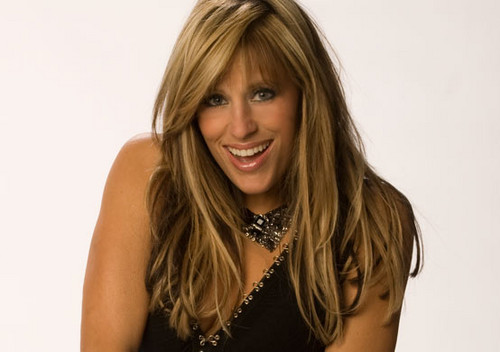 Lilian Garcia wallpaper containing attractiveness and a portrait entitled Lilian Garcia Photoshoot Flashback